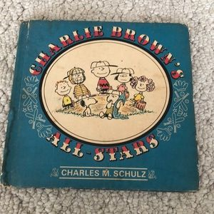 First Edition 1966 Charlie-Brown's All-Stars